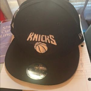Accessories - NEW BLACK KNICKS HAT